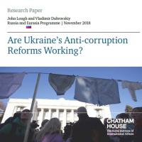 Are Ukraine's Anti-Corruption Reforms Working? (Research Paper)