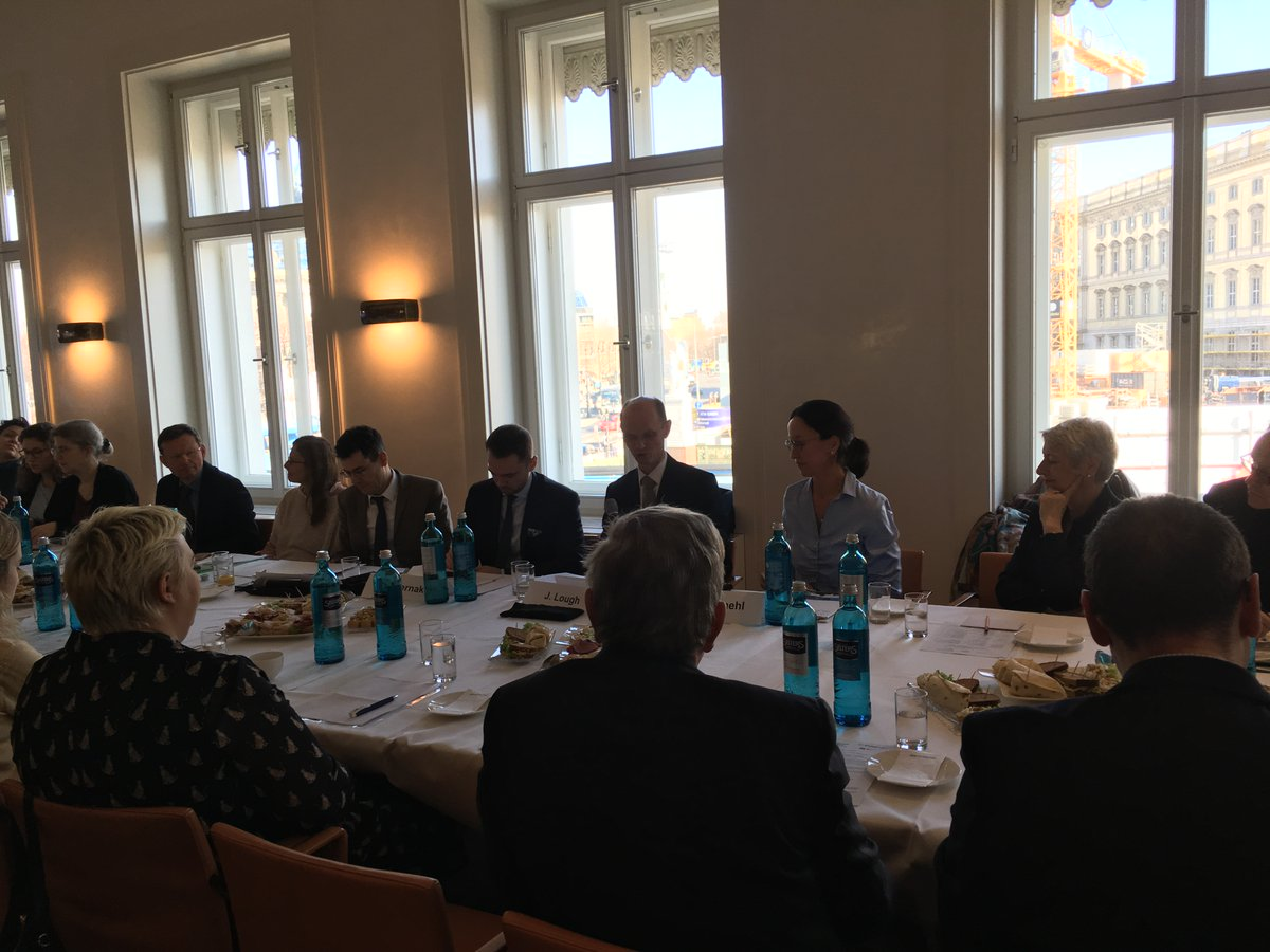 У Берліні міжнародні експерти презентували аналітичний звіт, підготовлений за підтримки EUACI