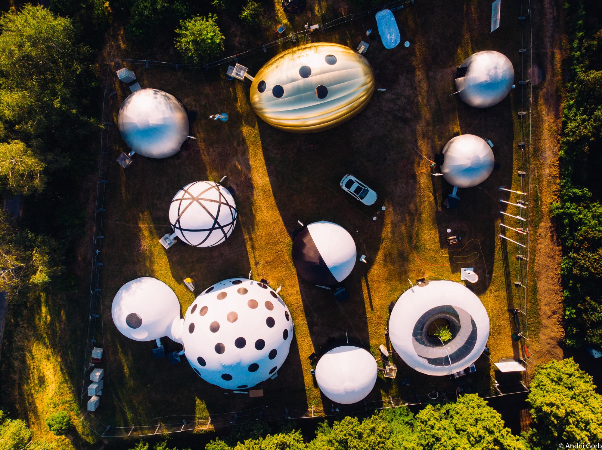 Дизайн-проект «Парку корупції» отримав найпрестижнішу нагороду