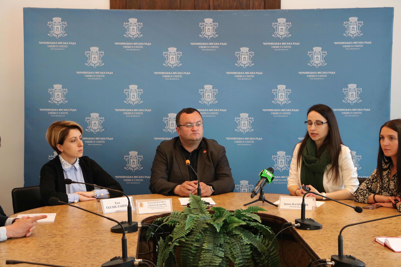 Чернівці стануть першим Містом доброчесності в Україні, - Олексій Каспрук