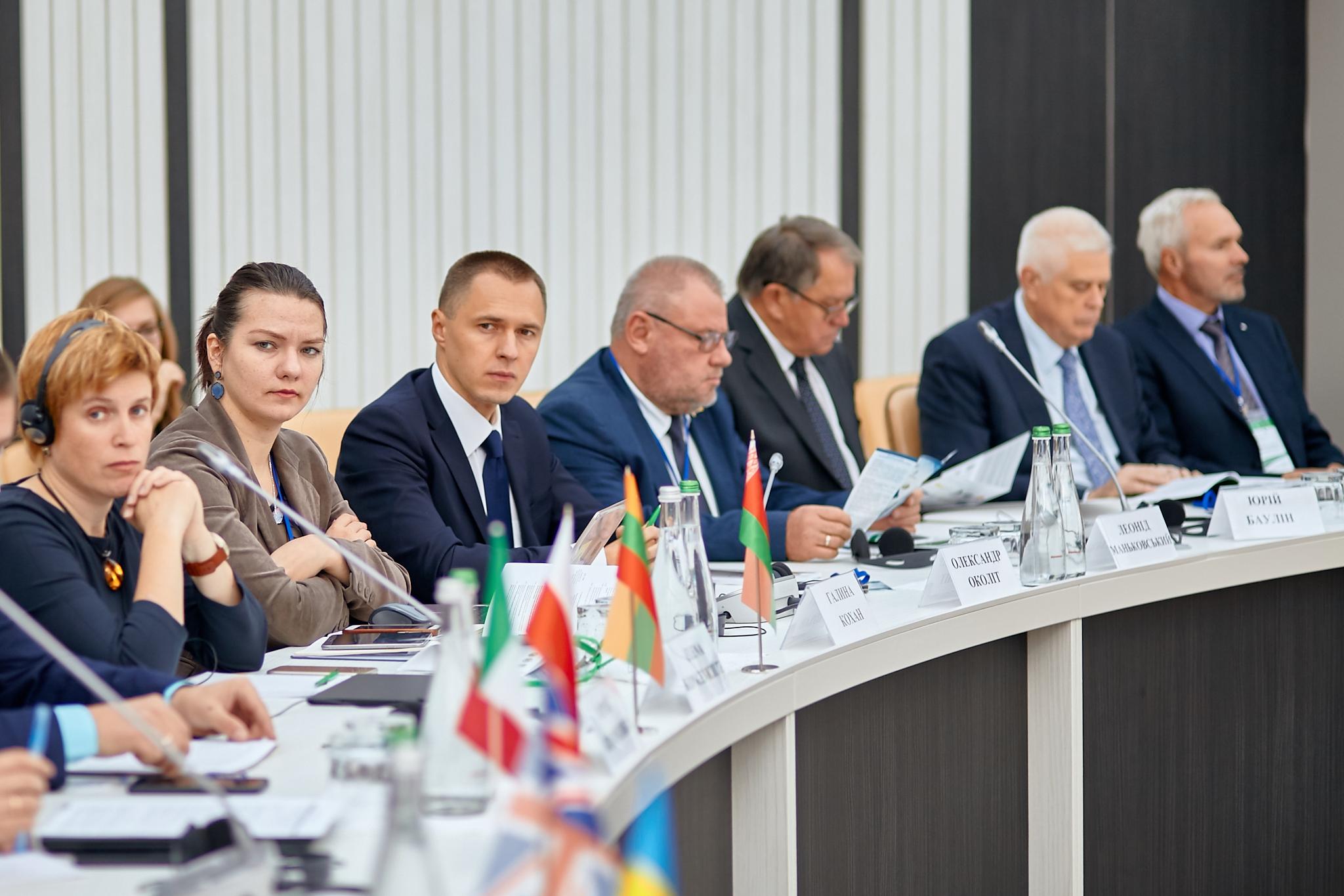 ІІ Харківський міжнародний юридичний форум: експерти Антикорупційної ініціативи ЄС в Україні розповіли як допомагають боротися з корупцією