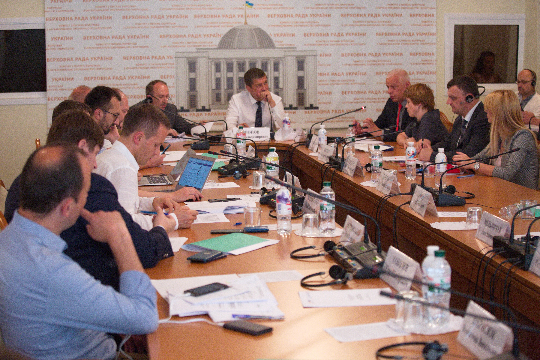 Україна зробила значні кроки в напрямку подолання корупції, – експертний висновок МАКР