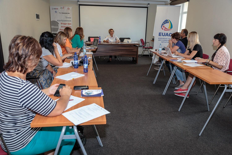 Тренінг для регіональних журналістів у Чернігові