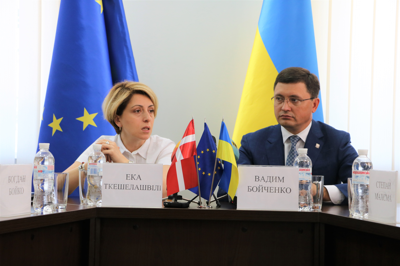 """Маріуполь став другим """"Містом Доброчесності"""" Антикорупційної Ініціативи ЄС"""