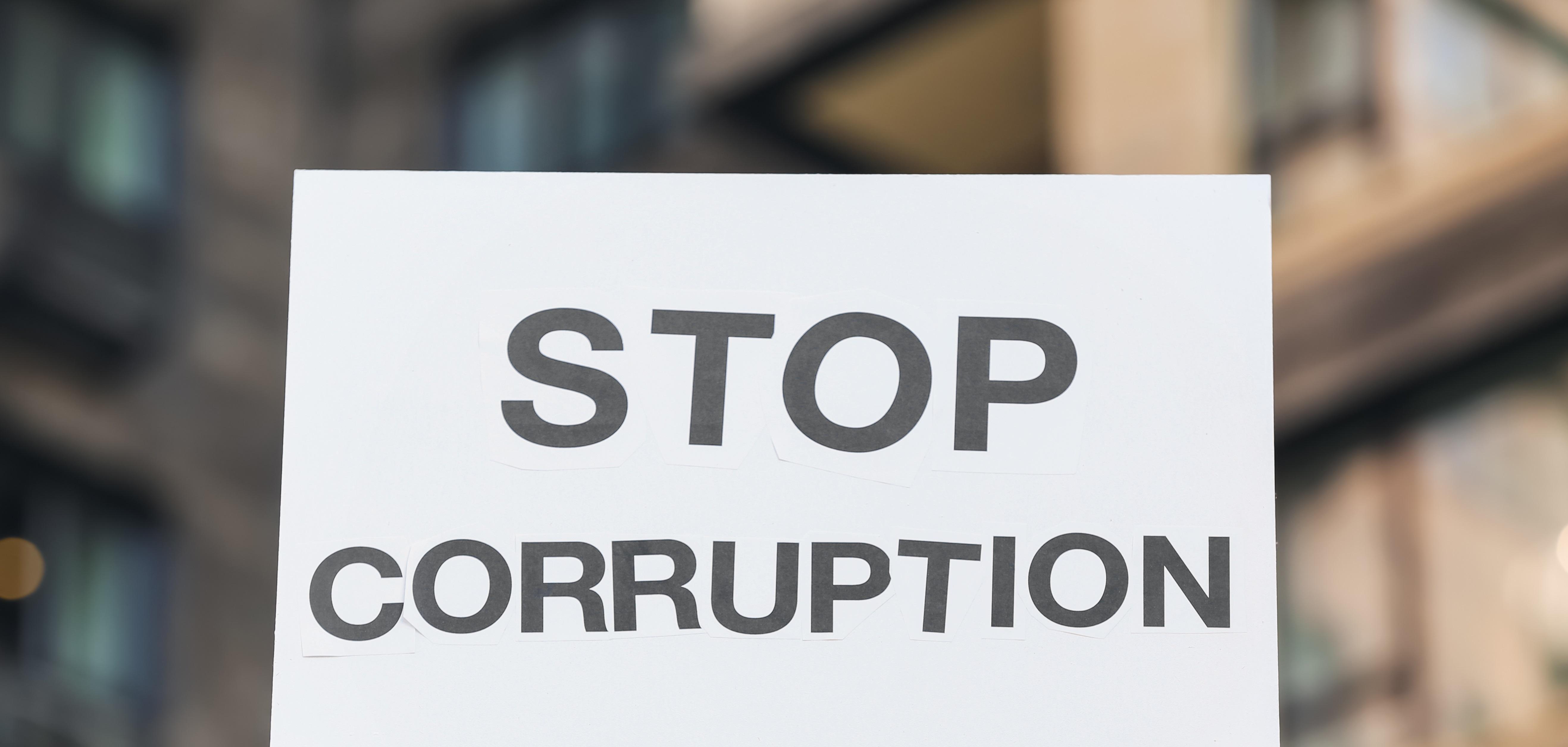 У Лондоні презентують аналітичний звіт з антикорупції