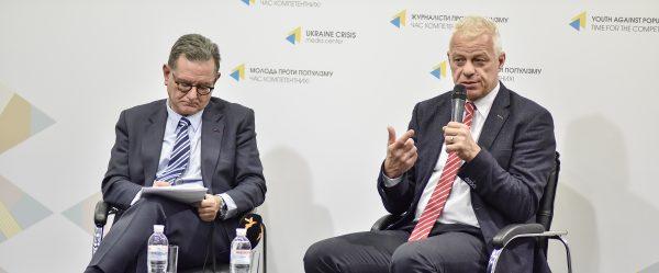 Як забезпечити компетентне, незалежне та ефективне правосуддя у справах, пов'язаних з корупцією на високому рівні в Україні – МАКР надала свої перші рекомендації